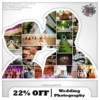 20% OFF Wedding Photography | ANY photography package included!